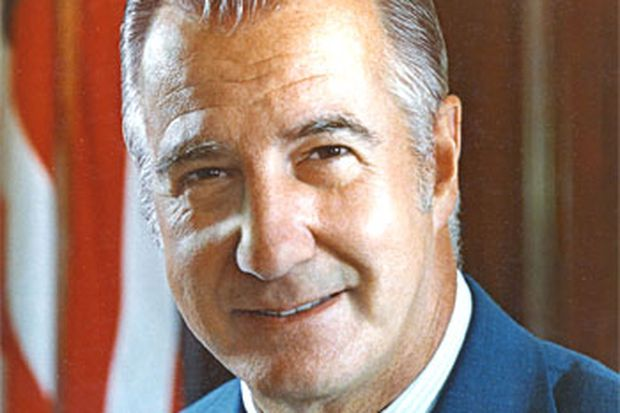 America knew how to deal with a crook like Spiro Agnew. Why is Trump so hard? | Will Bunch