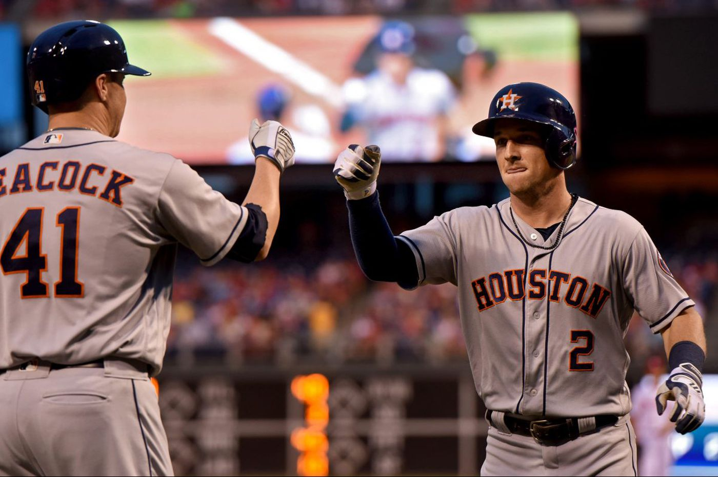 Difficult to envision Phillies rising to Astros' level anytime soon