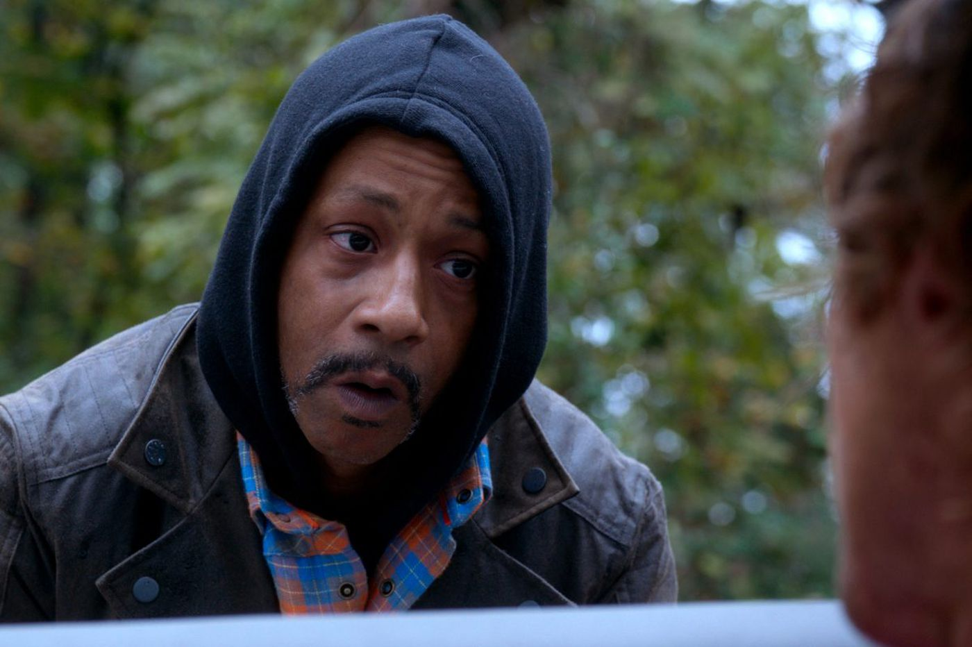 'Hitchhiker' Katt Williams went to walk every day on 'Father Figures'