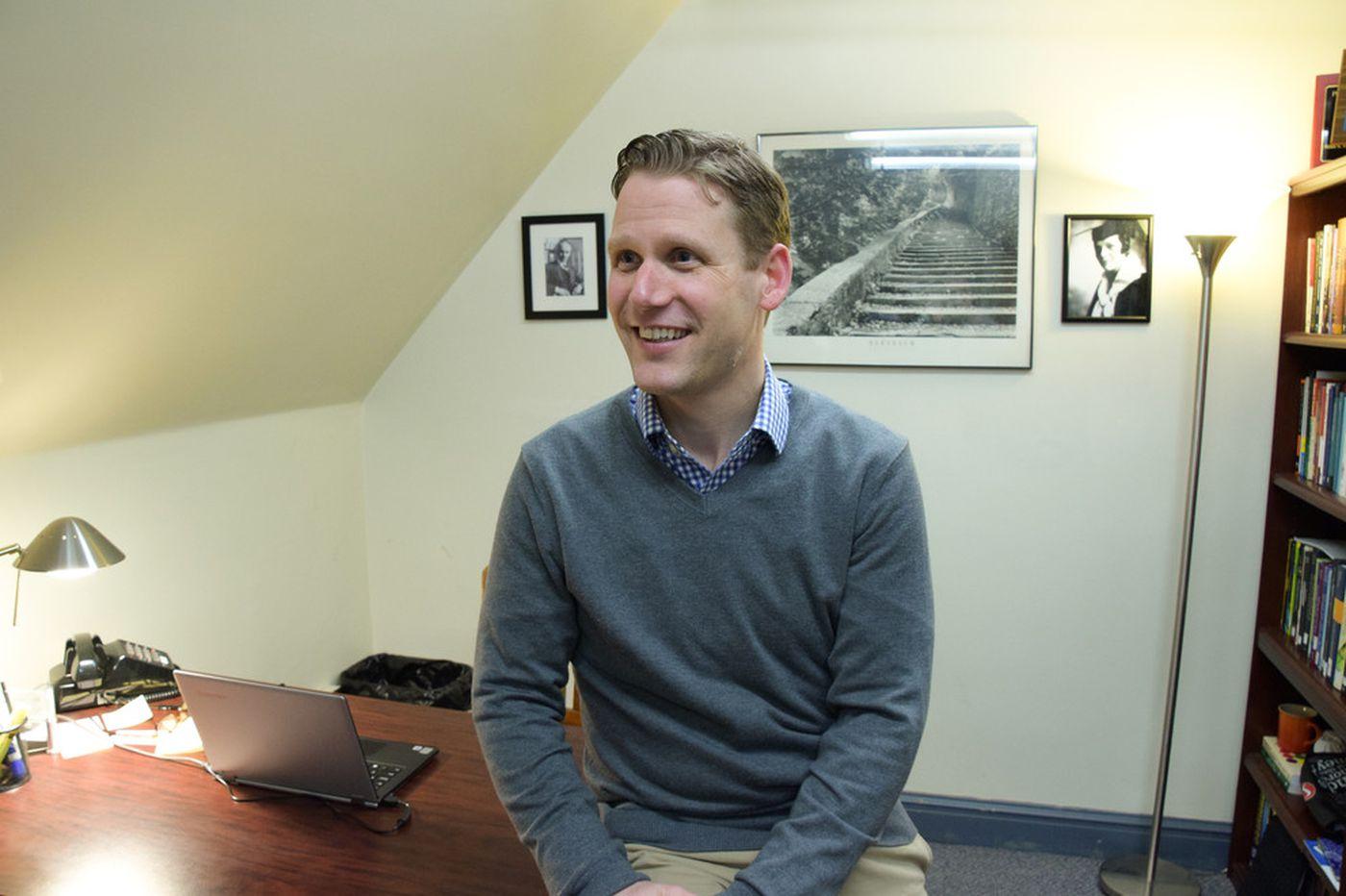 Ross S. Brinkert, associate professor of corporate communication at Penn State Abington, dies at 49