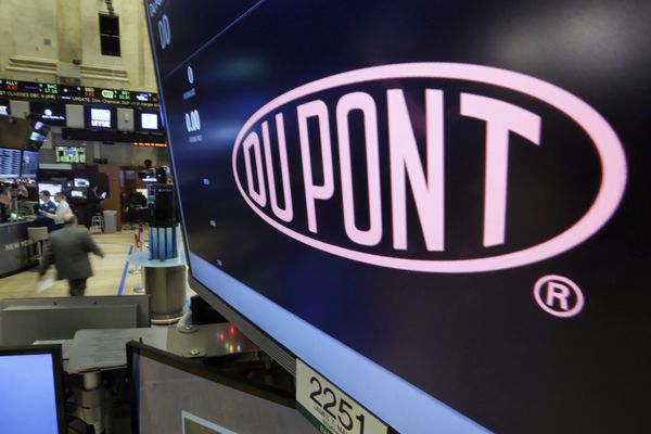 Wet future: Streamlined DuPont is buying again, adds BASF water