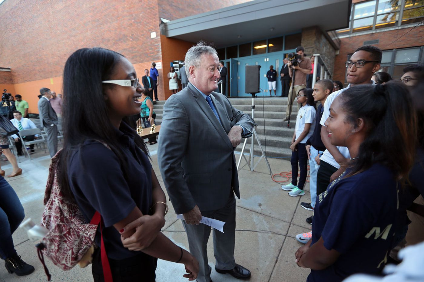 Bells toll as summer ends for 130K Philadelphia public school students