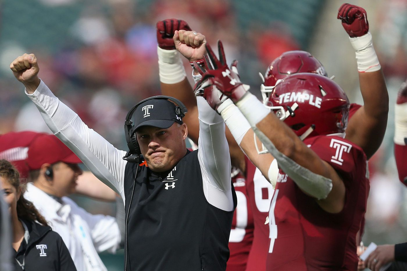 The Temple Owls, not the Eagles, are the one hot football team at the Linc   Mike Jensen
