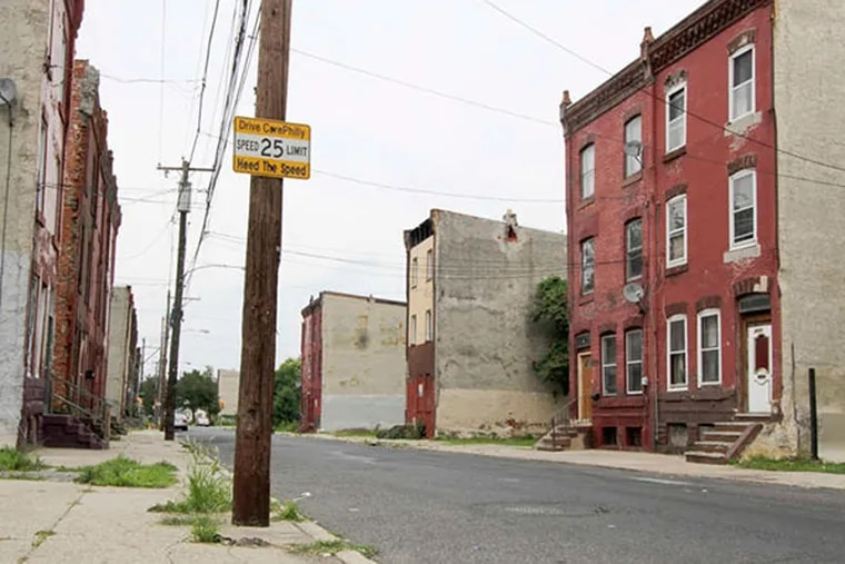 The Land Bank aims to take custody of the city's stock of vacant land.