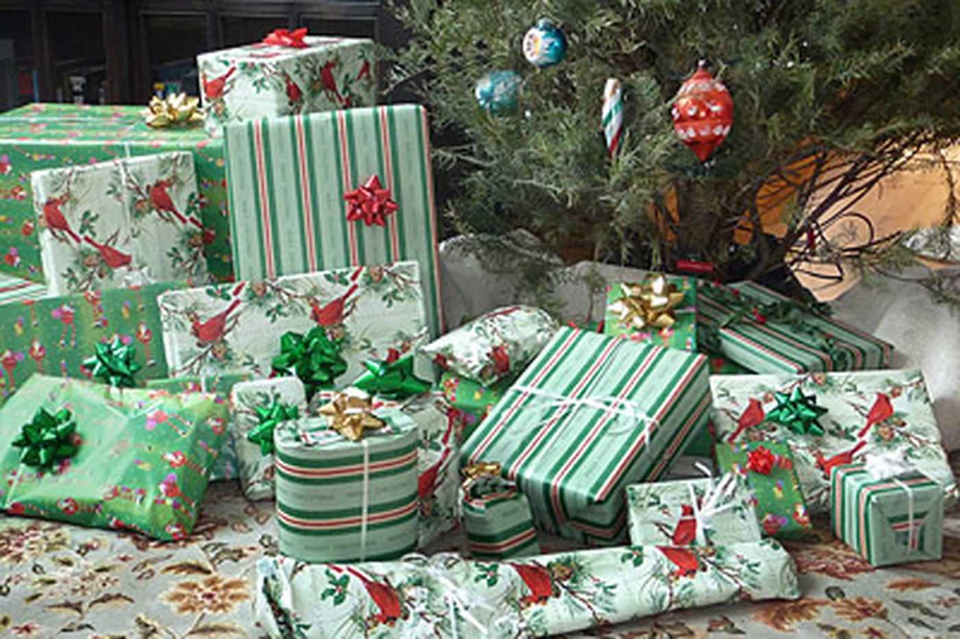 The gift of being Jewish at Christmas