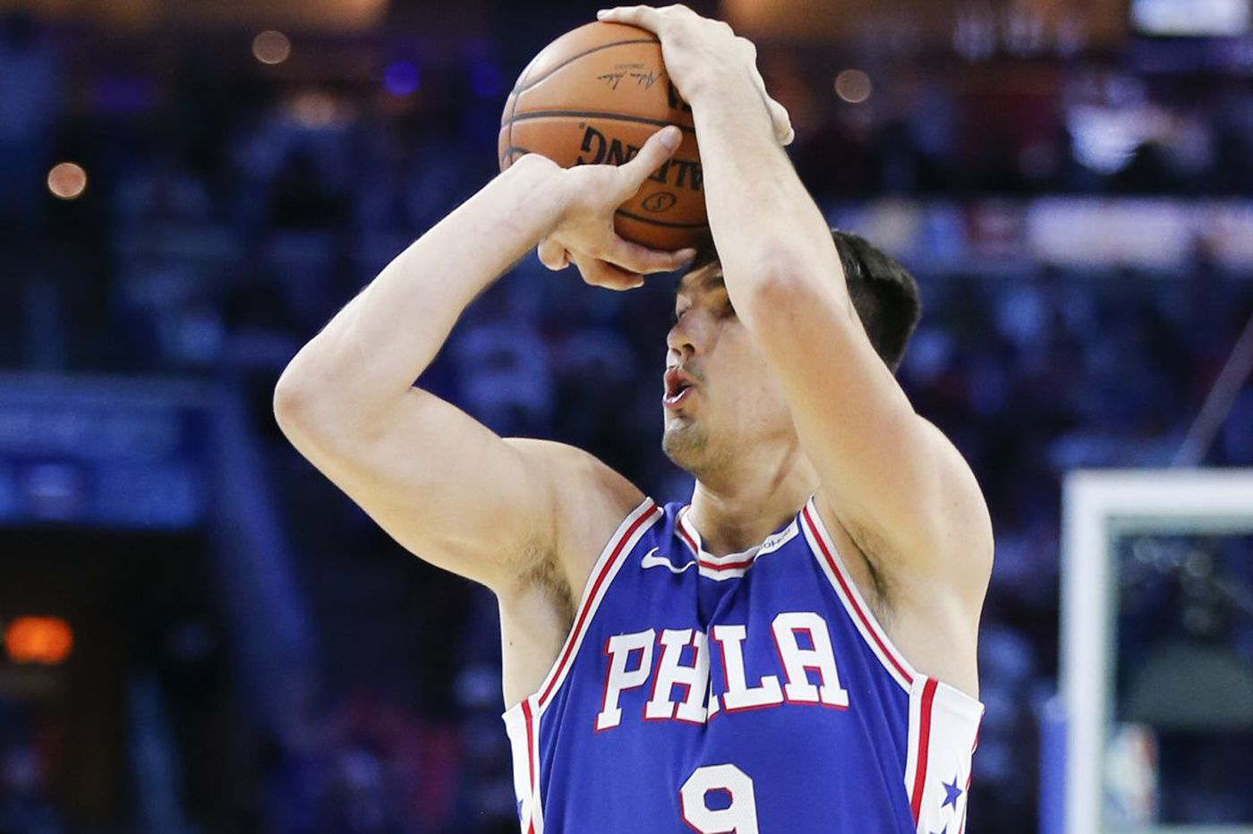 Sixers to start Dario Saric in place of J.J. Redick for second straight game