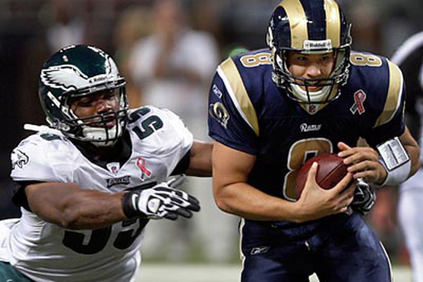 Eagles Notebook: On the docket