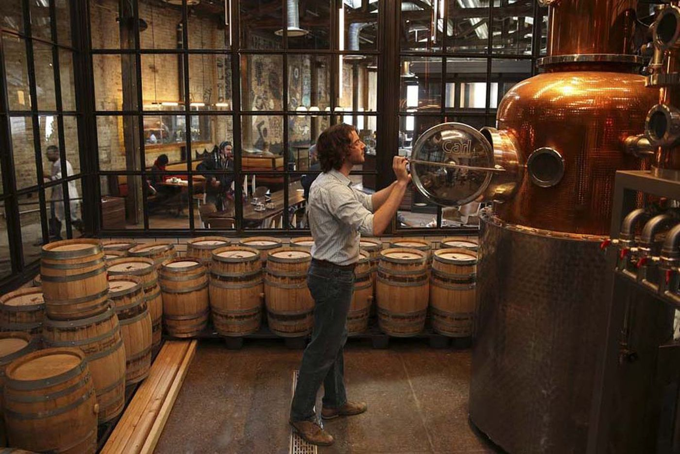 La Colombe sidelines its rum-distilling business