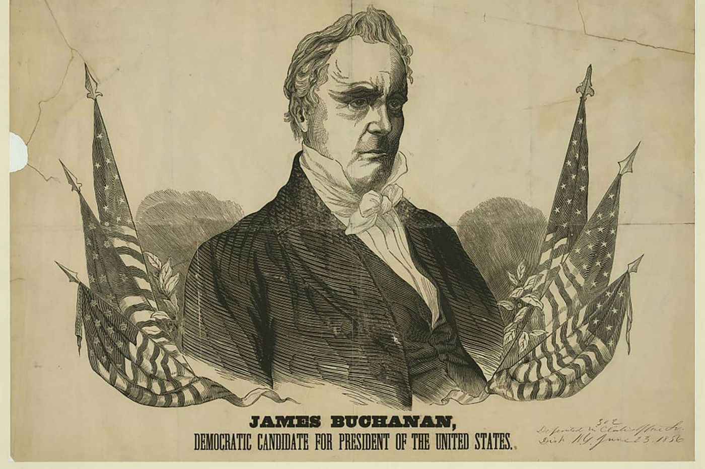 Pa.'s first, worst (and only) president