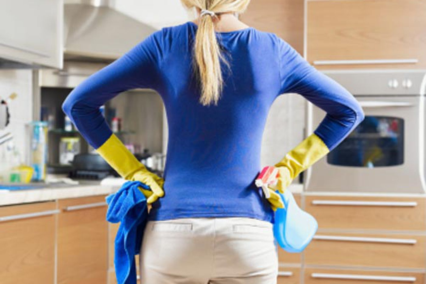 GreenSpace: Try cleaning the eco-friendly way