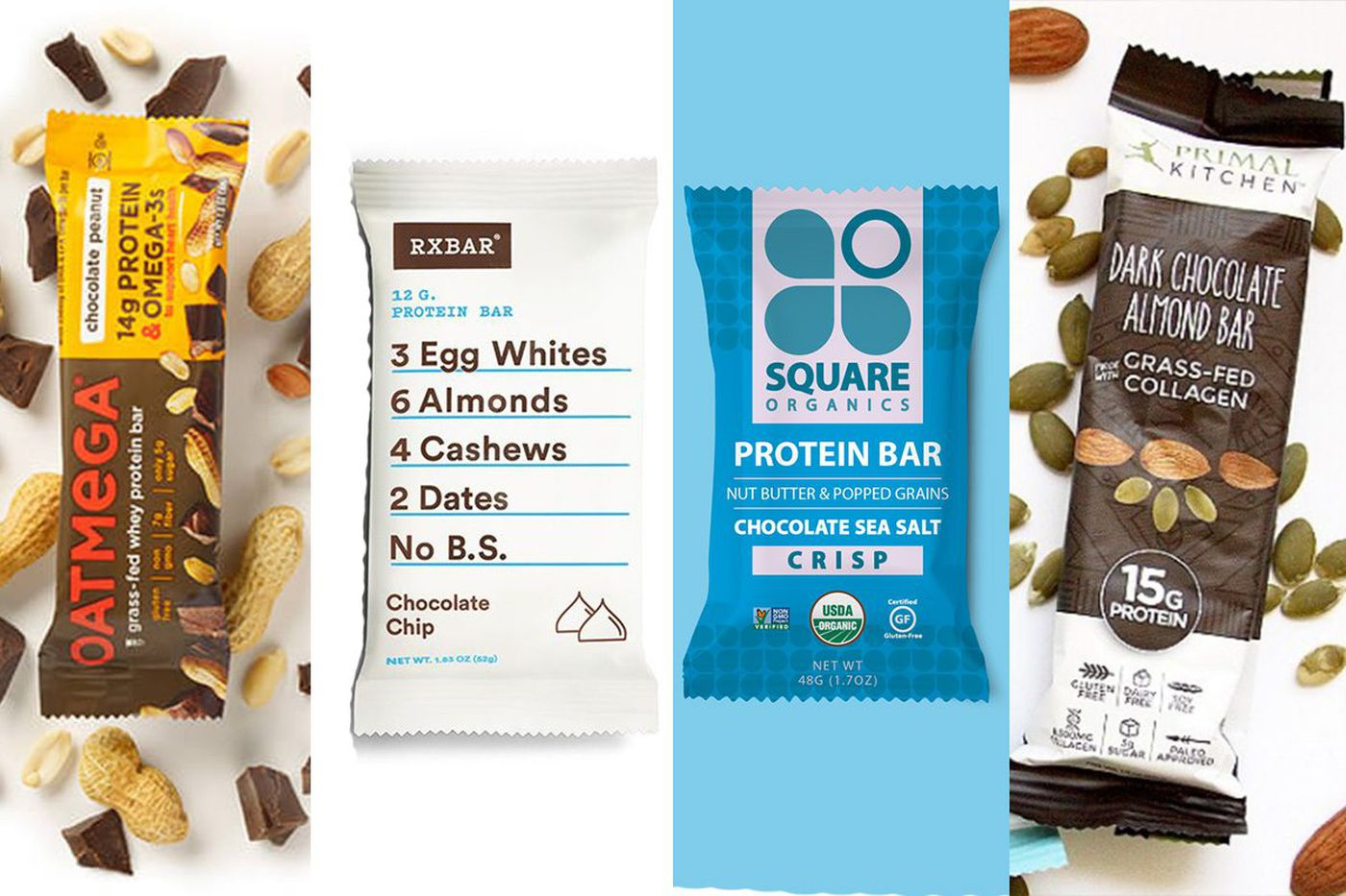 Philly dietitian shares 5 protein bars that are actually healthy