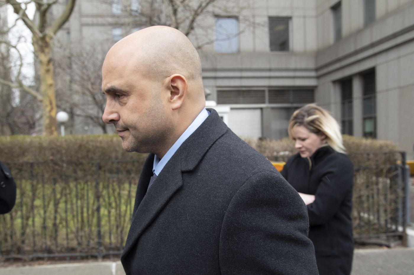 Former sports radio co-host Carton gets 3½ years in prison