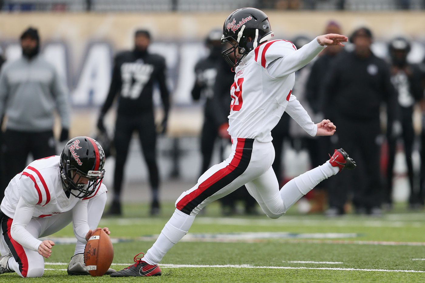Coatesville's Than Hylen is top kicker | Southeastern Pa. Football Leaders
