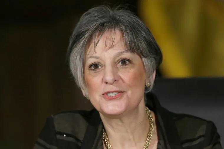 U.S. Rep. Allyson Schwartz (D. Pa.) has yet to announce she's running. (Matt Rourke / AP)
