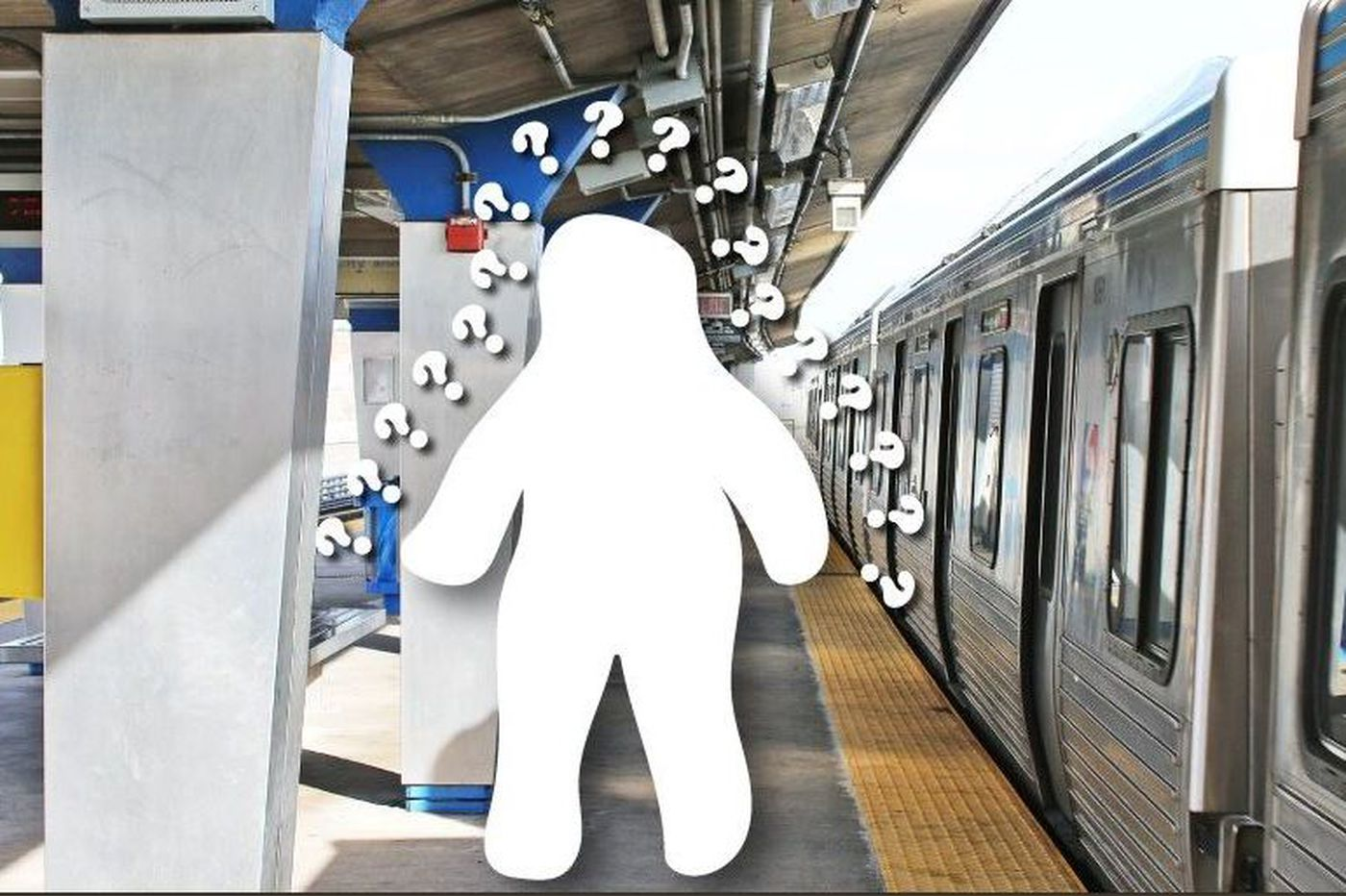 SEPTA asks Philly to pick its new mascot. It does not go well.
