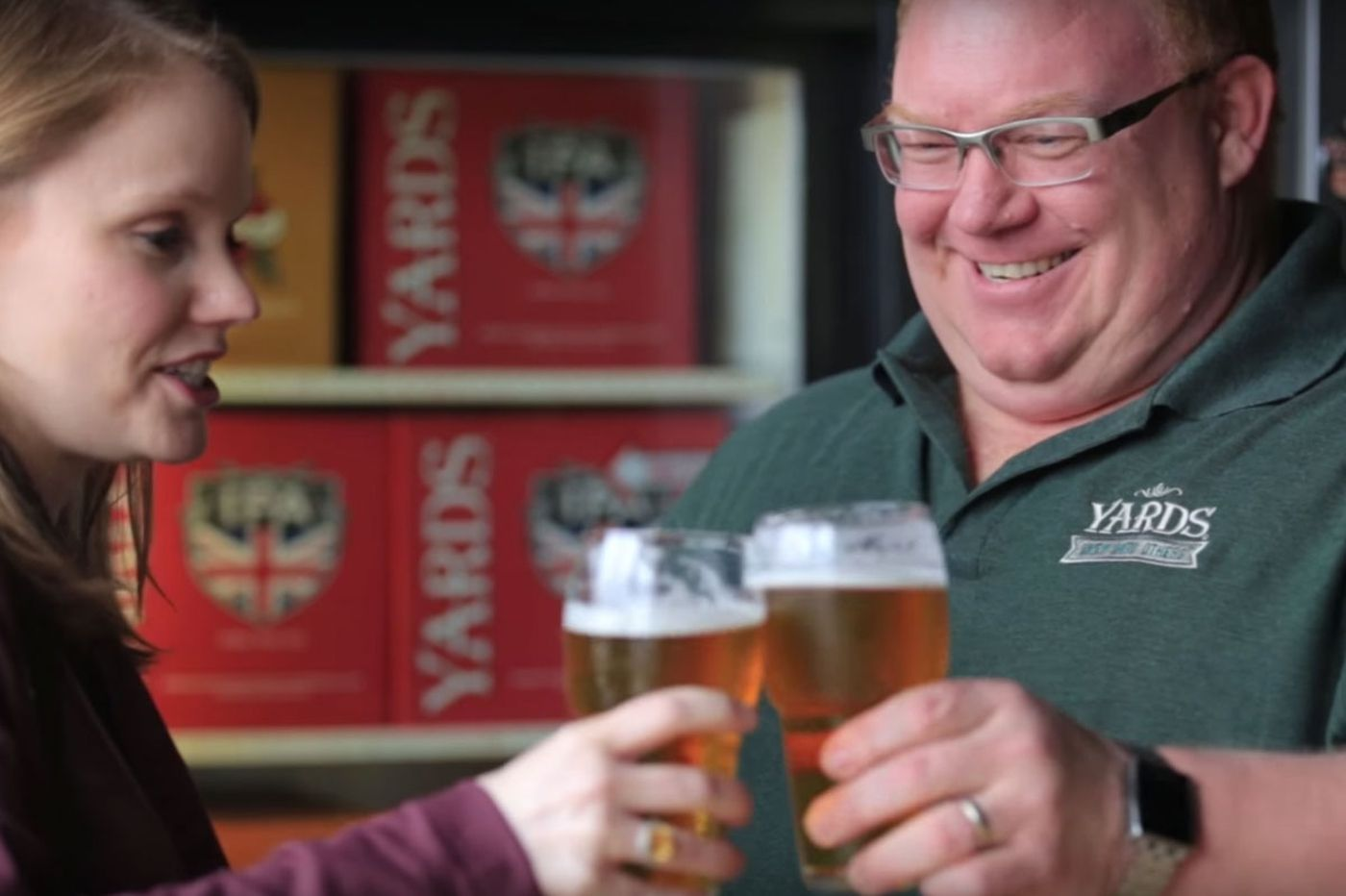 Yards' 'Good Fight' shows the brewery's softer side