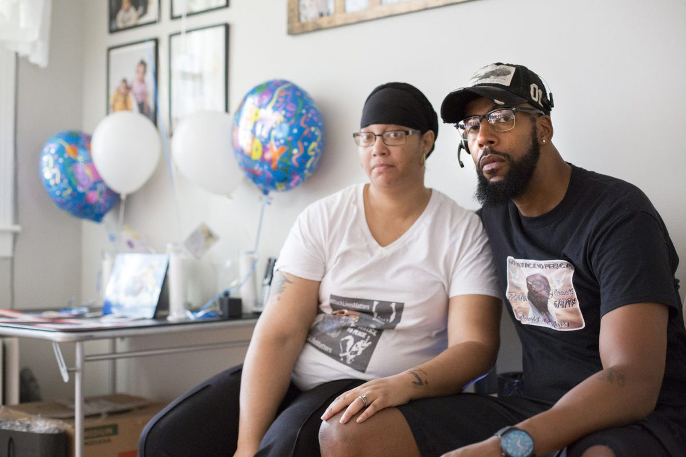Shot in the back: Same Philly cop, one man dead, another 'half-killed'