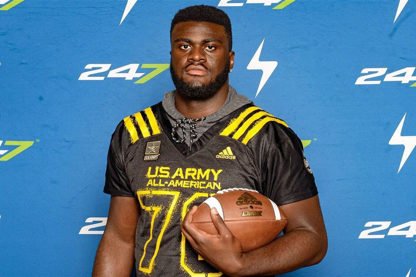 Penn State football recruit Nana Asiedu quits due to heart condition