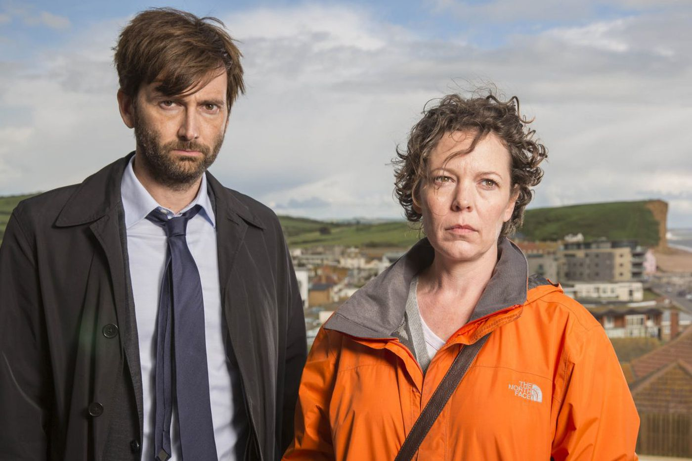 How 'Broadchurch' stands out from crowd of British cop dramas