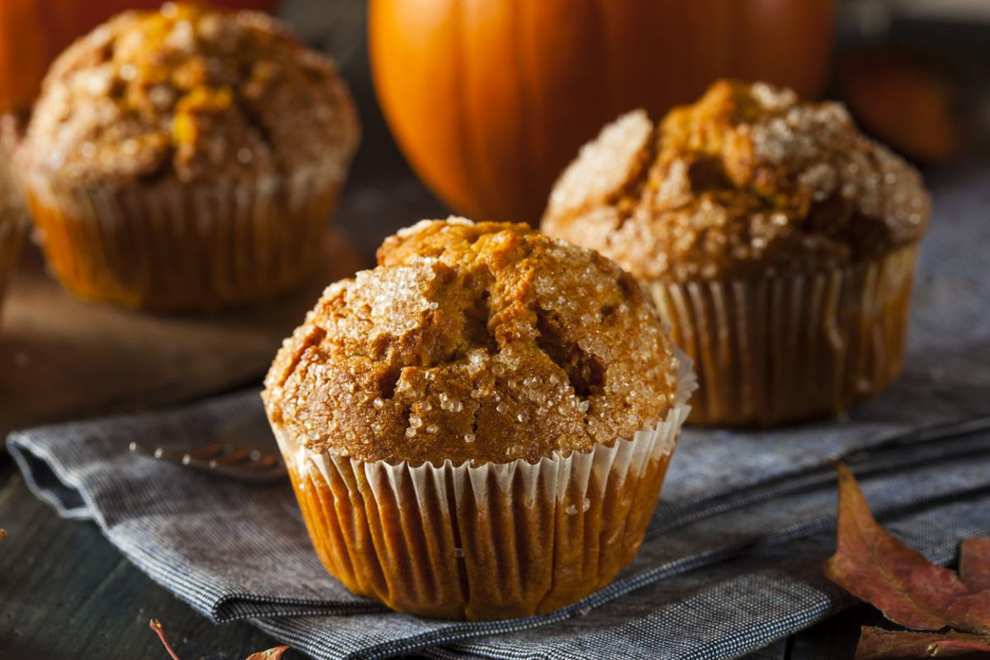 Healthy family recipe: Pumpkin spiced baked oatmeal muffins