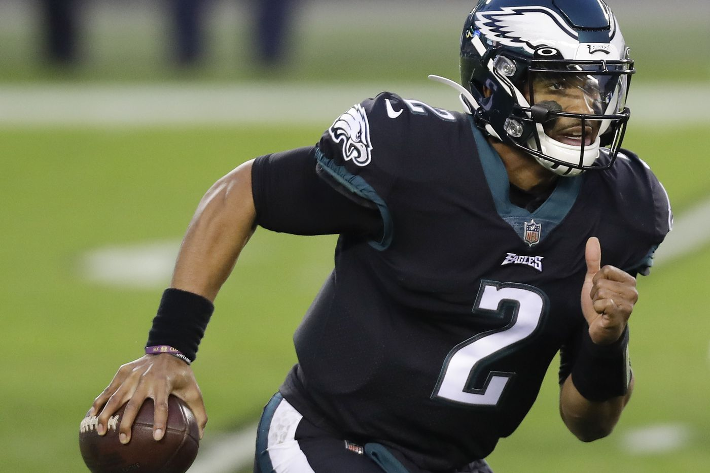 Battered Eagles aim to keep playoff hopes alive in Arizona | Podcast