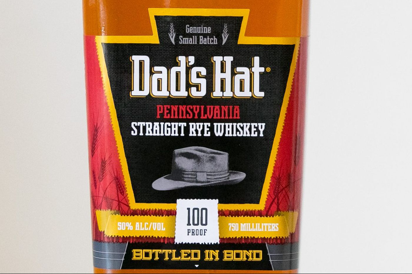 Dad's Hat, bottled in bond, and getting better with age