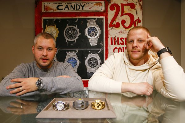 Philly native turns the selling of fine watches into a luxe hustle | Elizabeth Wellington