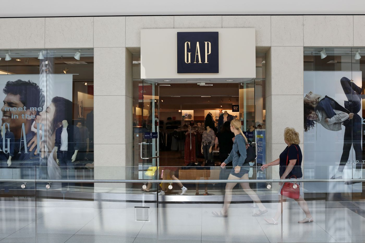Some Gap stores reopen in Philadelphia as hundreds more prepare to go live soon