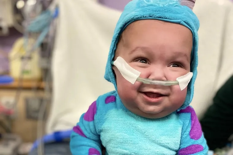 Every year, the Children's Hospital of Philadelphia dresses up some of the little ones in its Newborn/Infant Intensive Care Unit for a Halloween photoshoot. The annual tradition is designed to uplift the families involved but often touches those far beyond.