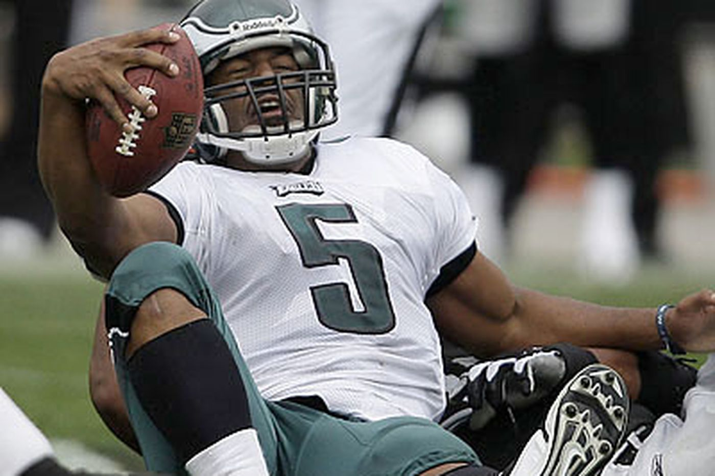 Vikings tops on McNabb's trade wish list