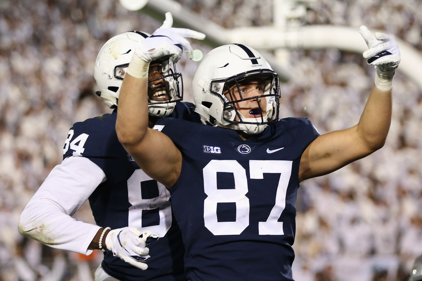 College football predictions: Penn State gets slight nod in showdown with Ohio State