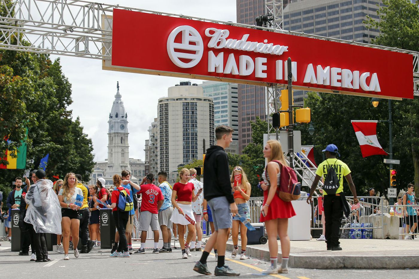 Made in America to stay on Ben Franklin Parkway after Kenney reaches accord with Jay-Z's company