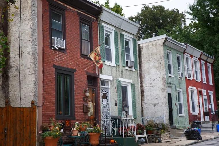 Germantown is the location for a new type of neighborhood revitalizaton program. , Philadelphia, Thursday,