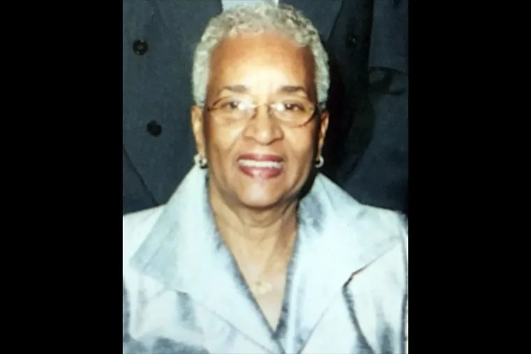 """Joyce Josephine Burton Smith Trulear, a retired Philadelphia School District teacher, died Saturday, Nov. 23, 2019 at age 92. While teaching at the Dr. Tanner G. Duckrey School, she was nominated for an """"Excellence in Teaching"""" Award."""