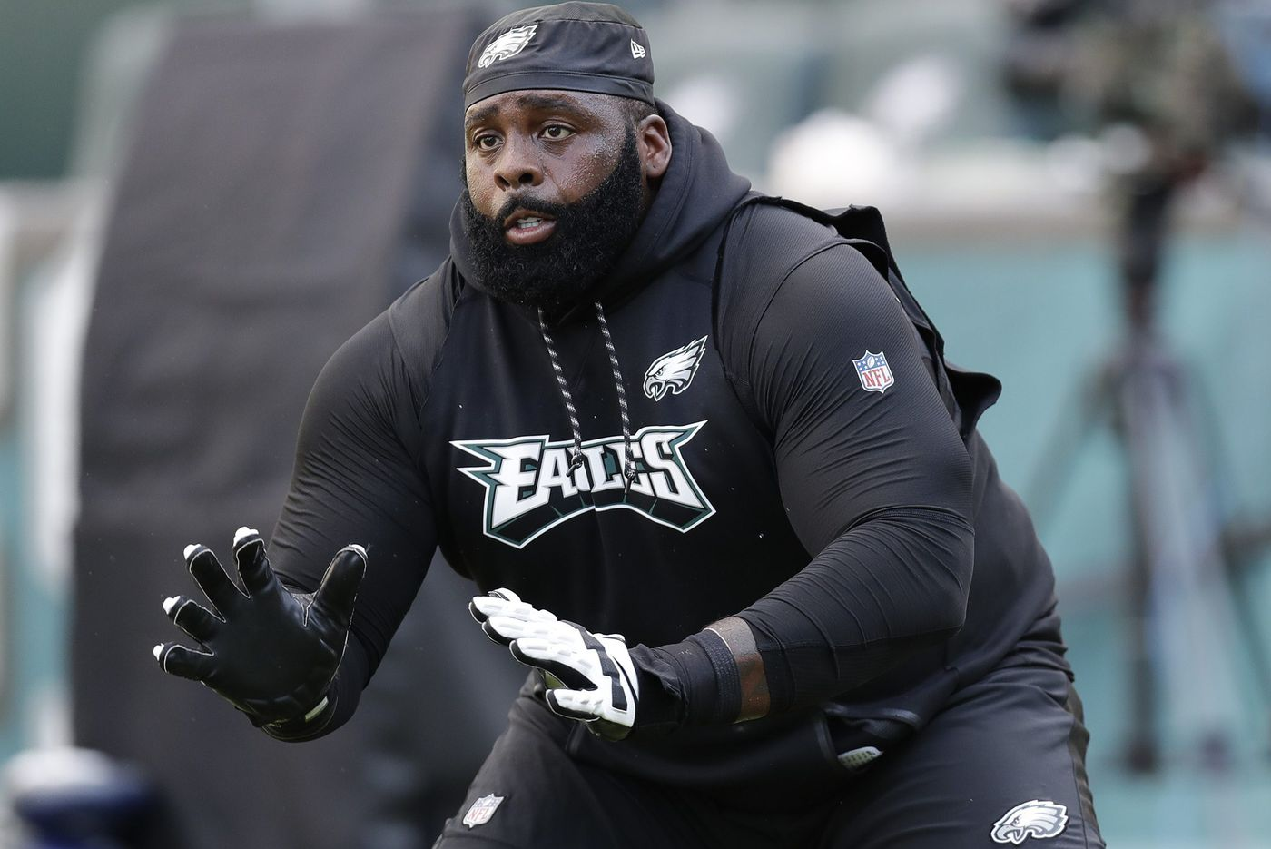 Eagles' Doug Pederson: No need to give Jason Peters time off
