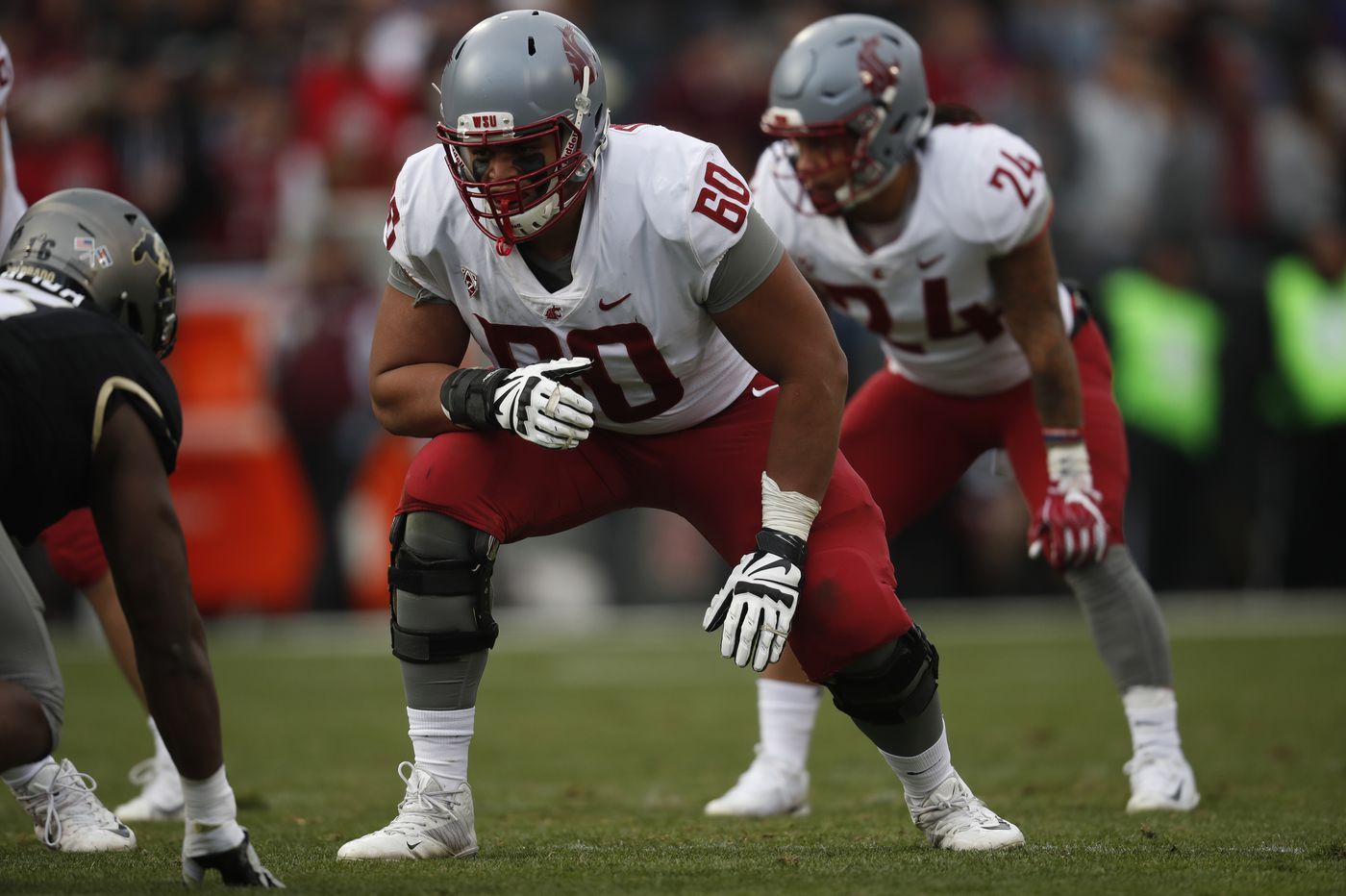 Eagles draft Andre Dillard: What the experts are saying about the Washington State offensive tackle