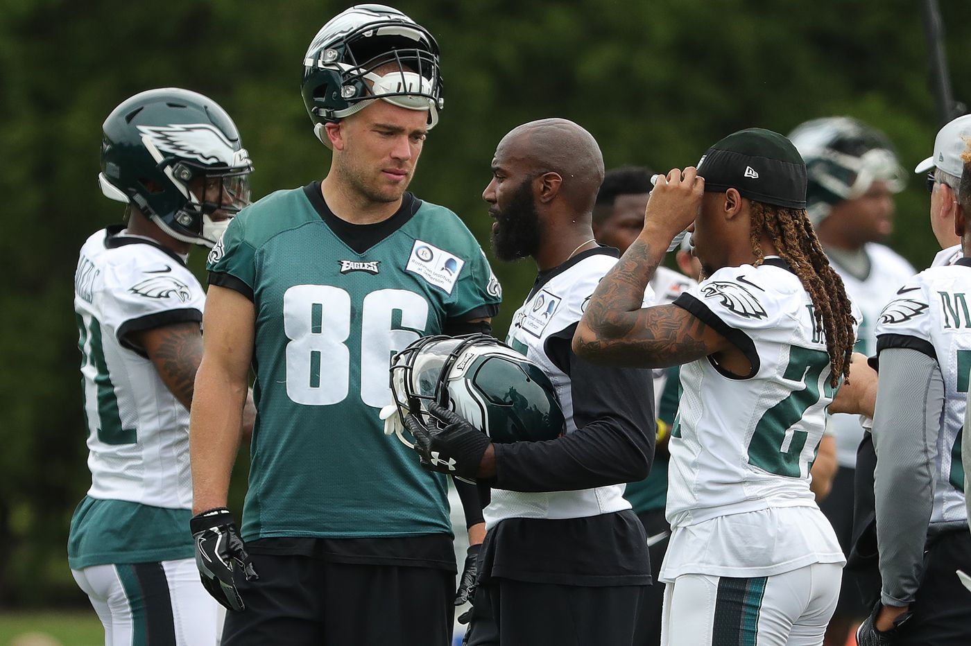 Eagles believe benefits of virtual offseason workout program will pay off in training camp
