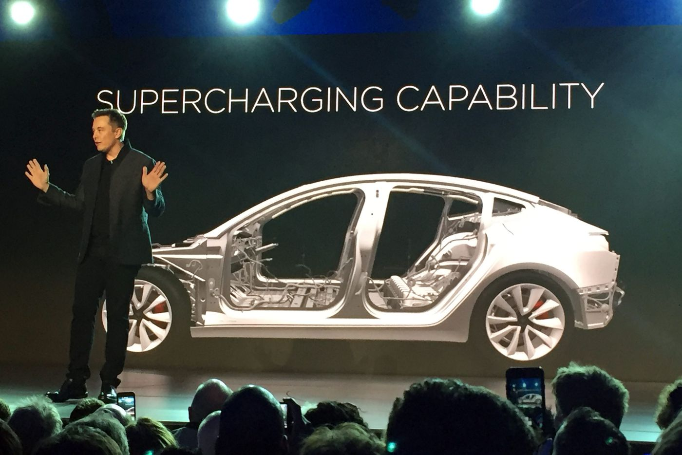 Tesla CEO Elon Musk says he may take the electric car maker private