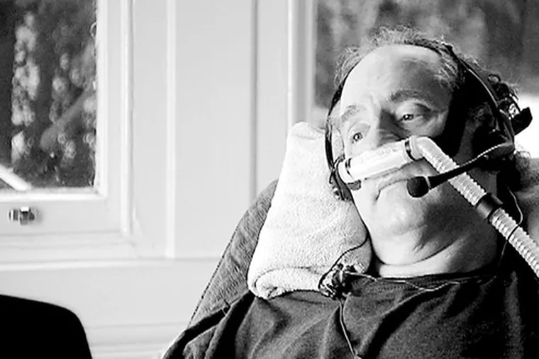 Craig Ewert, an American with motor neuron disease, had said taking his life meant less suffering for himself and his family.