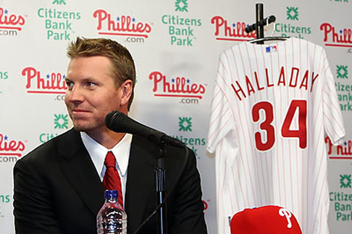 Halladay thanks Toronto fans