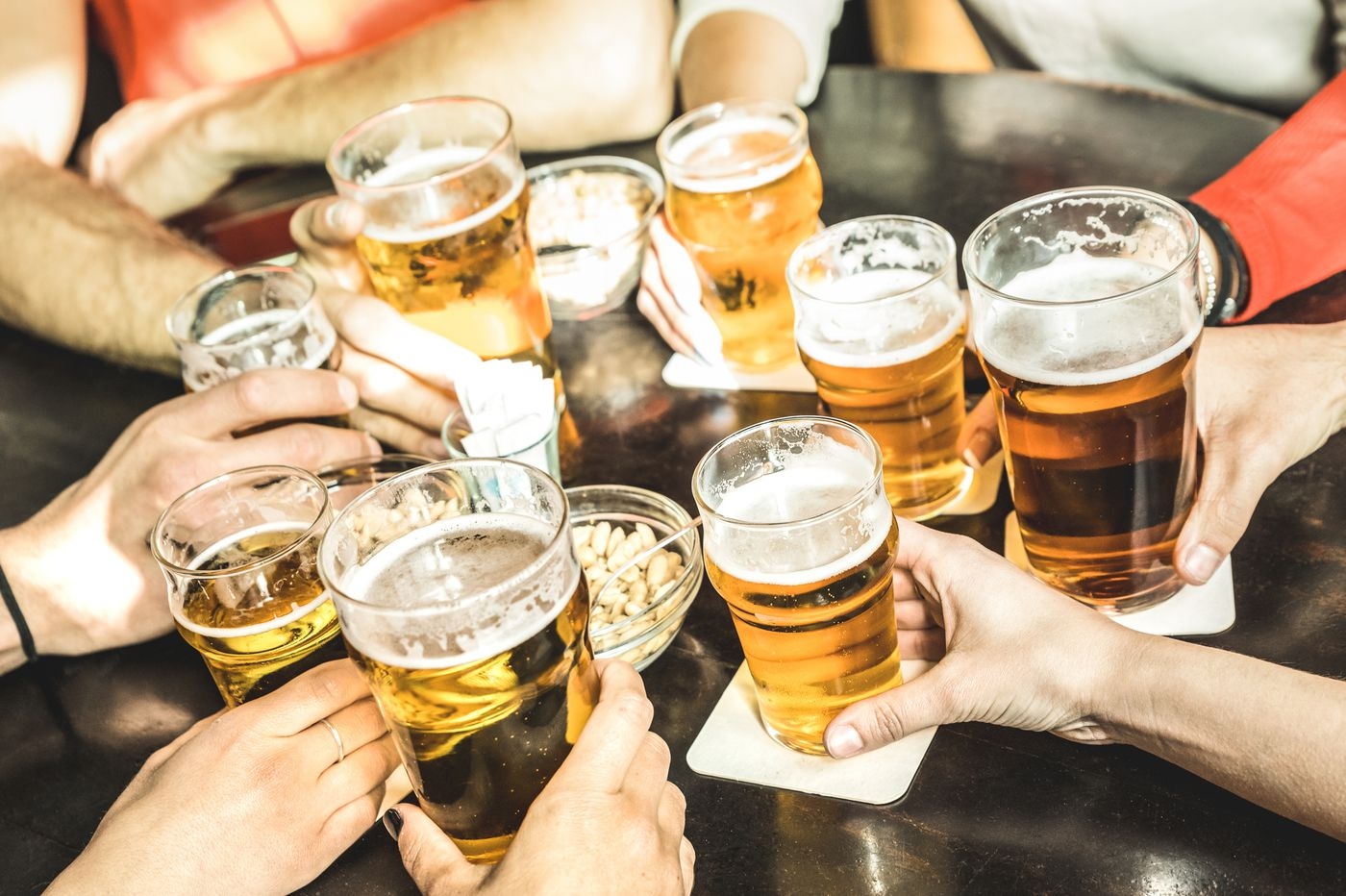 Binge drinking changes your DNA, and that matters for treating addiction