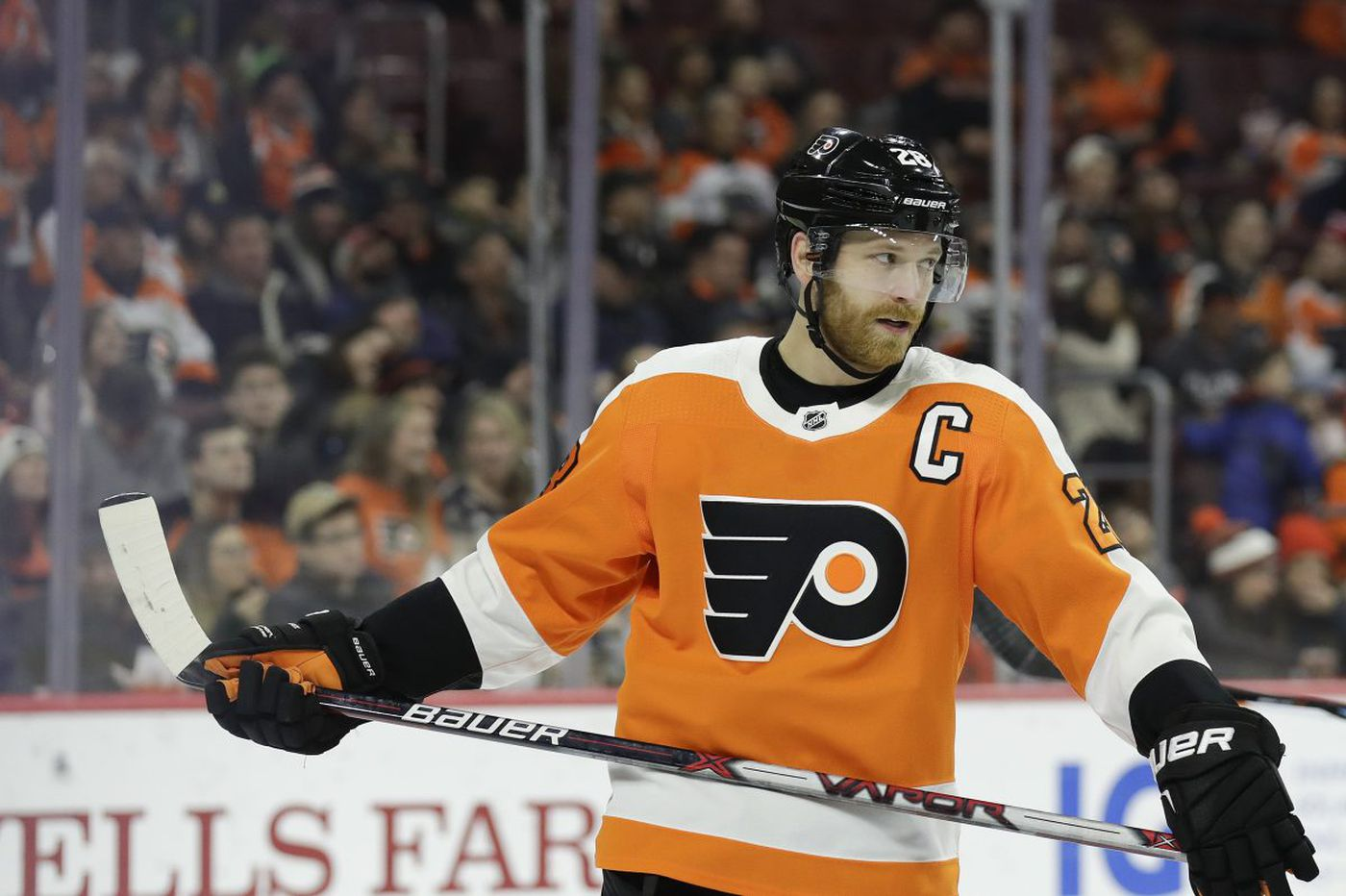 """Claude Giroux on passing Eric Lindros: """"It's pretty special"""""""