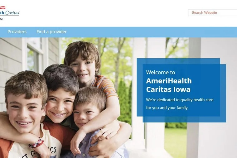 AmeriHealth Caritas is leaving the Iowa managed Medicaid market because it was unable to negotiate rates with the state.