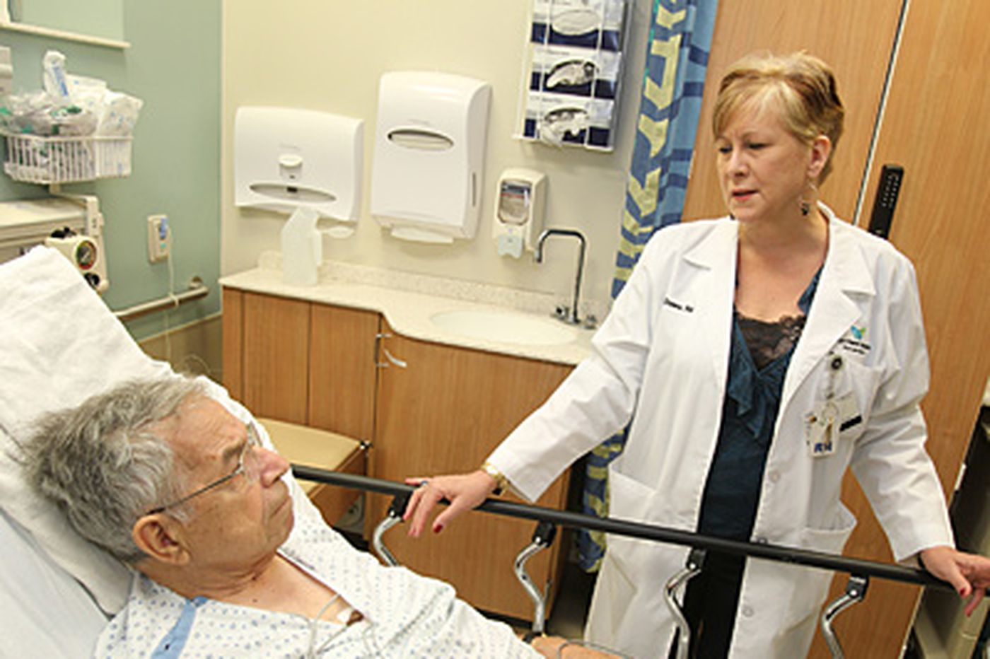 Palliative care comes to the emergency department