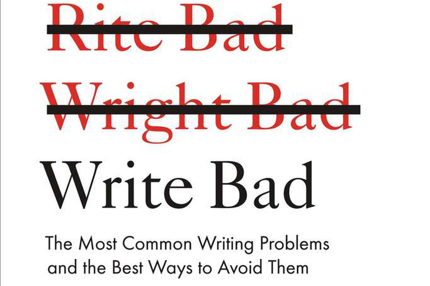 To improve writing, pay attention