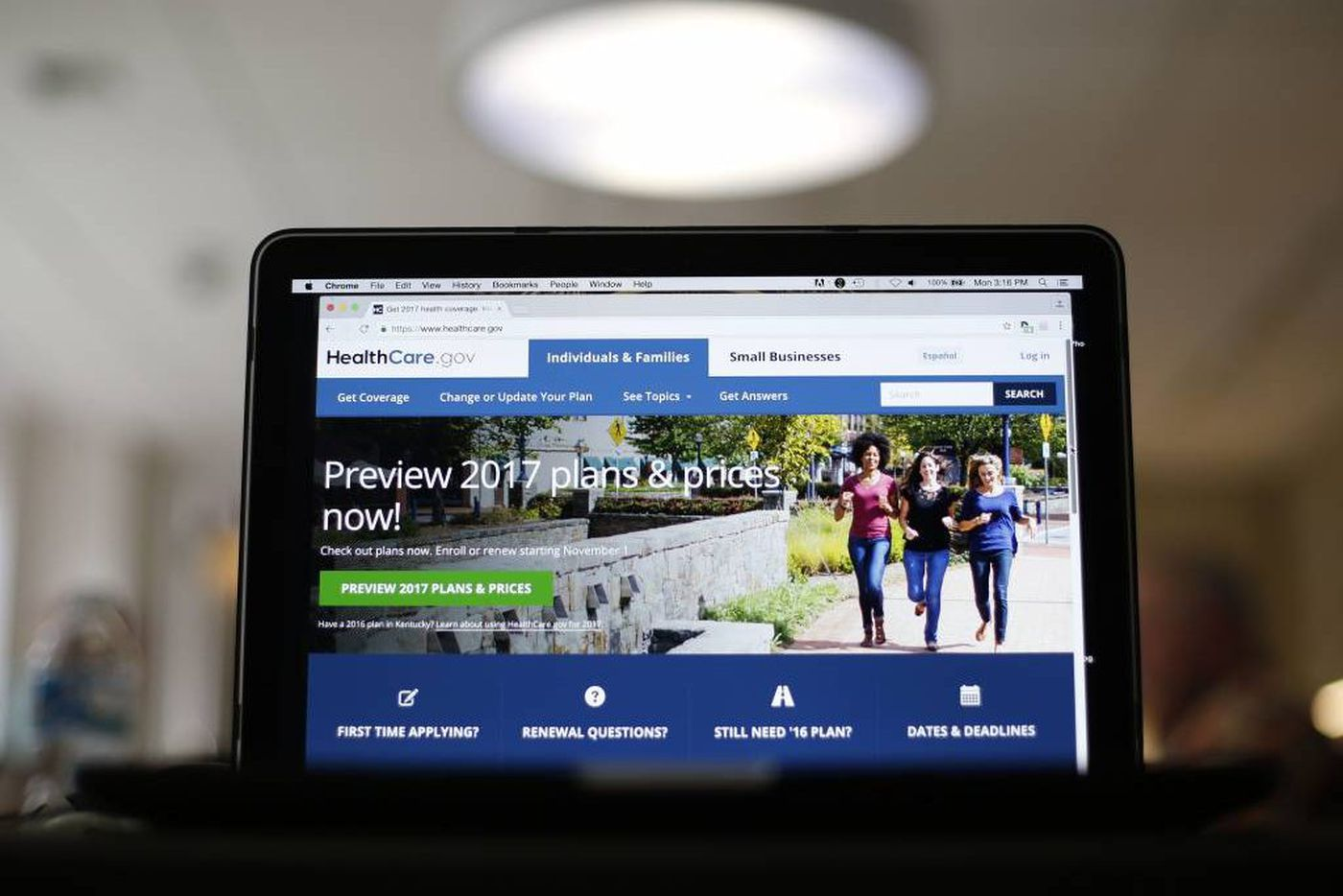 Healthcare.gov System Hack Leaks Personal Information Of About 75,000 People