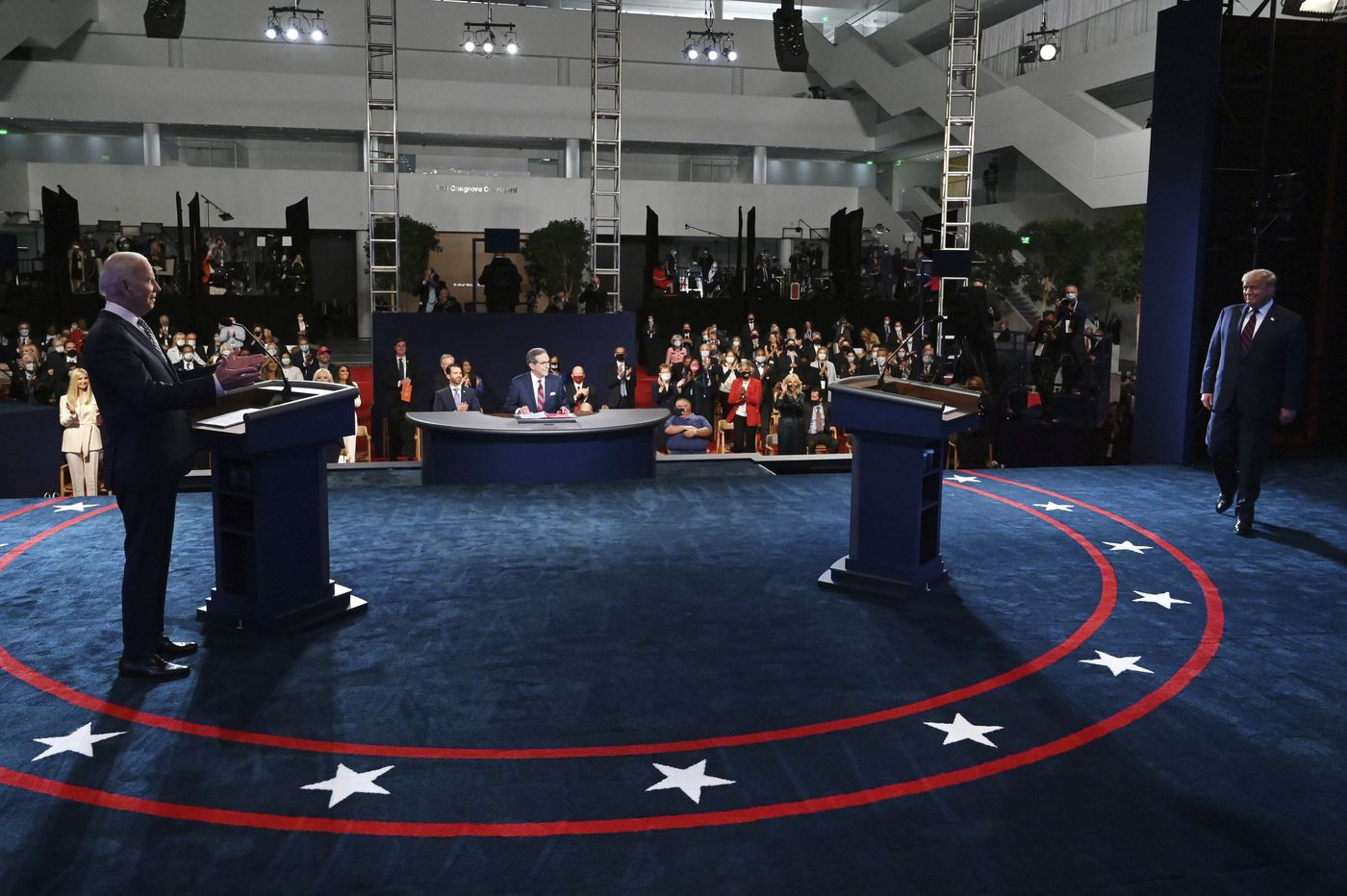 Presidential debate commission says it will tweak the format after chaos marked the first Trump-Biden meeting