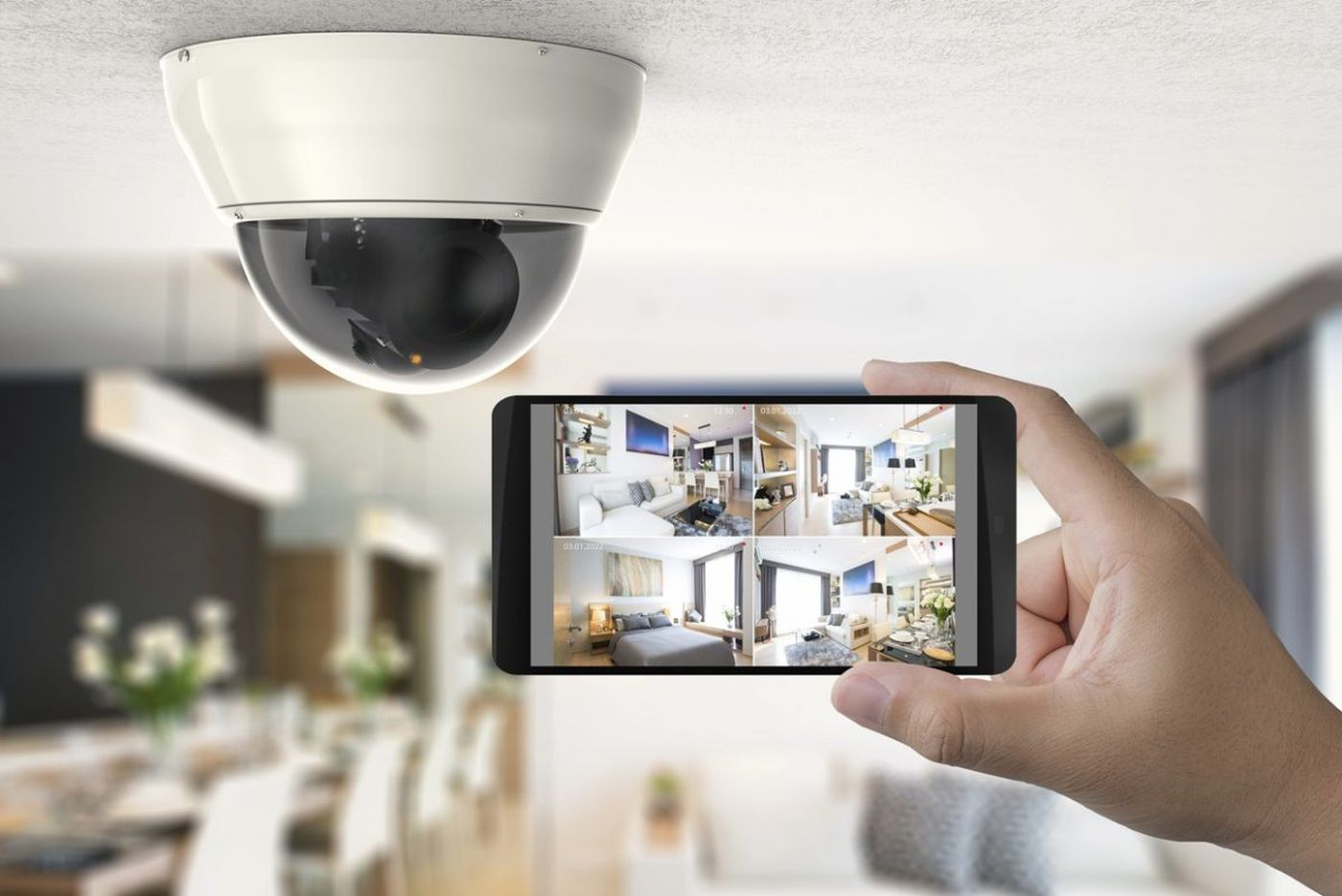 Shopping for a home? Seller might use a smart video camera to spy on you