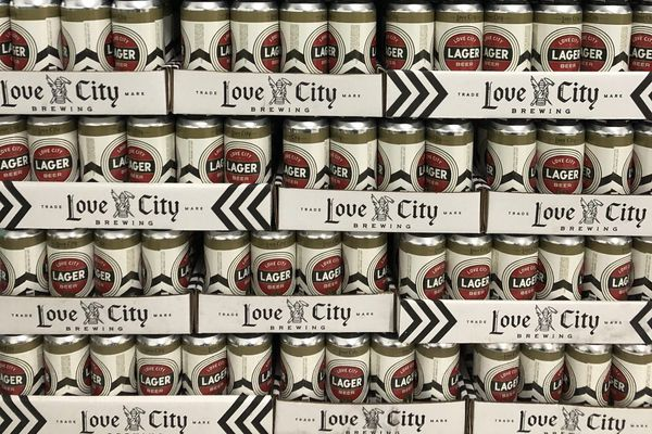 Love City Brewing is budding beer district's latest