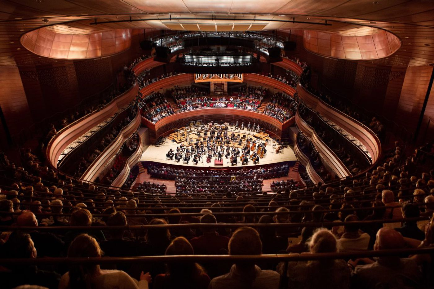 Philadelphia Orchestra back on the global recording scene with a lush 'Rach 2nd' live from Kimmel